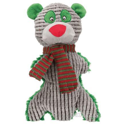Vánoční plyšový Sob/Medvěd/Pes 35 cm