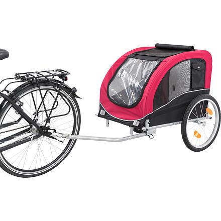 Trixie Vozík pro psa za jízdní kolo L  60x57x80cm do 40 kg