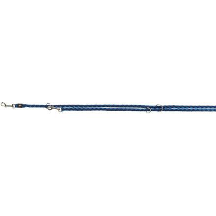 Trixie Vodítko CAVO kulaté prodlužovací S-M  2m/12 mm,  - indigo/královská modrá