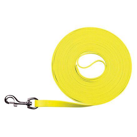 Easy Life trekové vodítko PVC 10,00 m/17mm neon žlutá