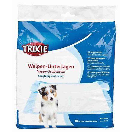 Trixie Podložky pro štěňata - pleny 10 ks 60 x 60 cm
