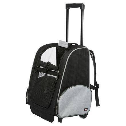 Trixie Tbag ELEGANCE batoh/vozík na kolečkách 32×45×25 cm max.do 8kg