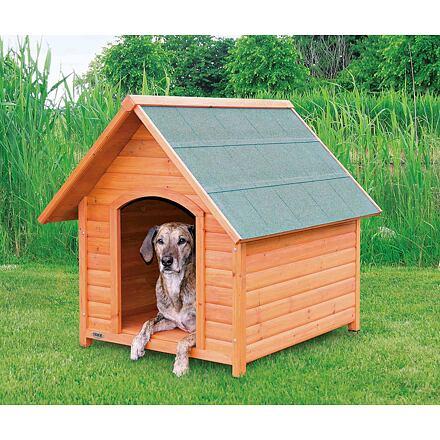 Bouda pro psa, dřevěná, L 96x104x112 cm TRIXIE