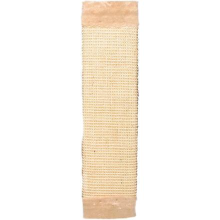 Trixie Škrábadlo nástěnné s plyšovým zakončením 15x62 cm,  - béžové