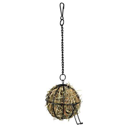 Kovový závěsný míč na potravu 8cm TRIXIE