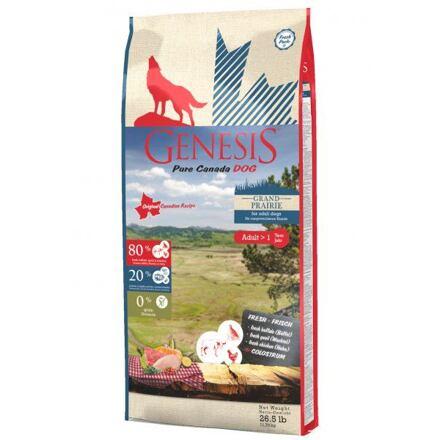 HARRISON PET PRODUCTS INC. Genesis Pure Canada Grand Prairie Adult 11,79 kg
