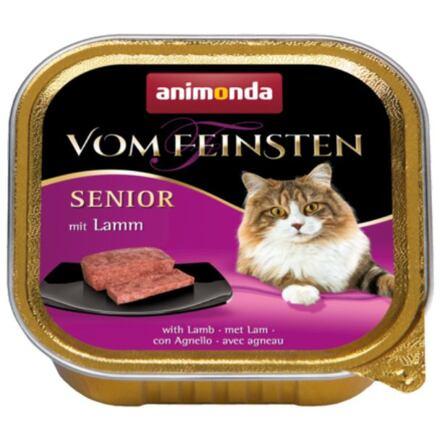 ANIMONDA paštika SENIOR - jehněčí pro starší kočky 100g