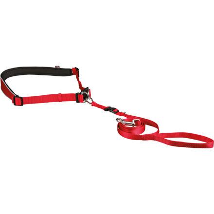 Trixie Pás na běh s nylonovým vodítkem pro malé a střední psy