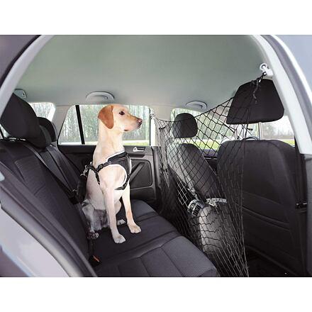 Trixie Autosíť (do interiéru auta) 1x 1m - černá TRIXIE