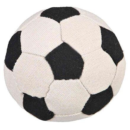 Trixie Fotbalový míč (plátno plněné molitanem) 11 cm TRIXIE