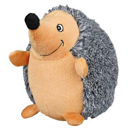 Trixie Plyšový ježek kulatý 17 cm