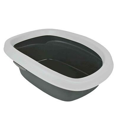 Trixie WC pro kočky CARLO 1 31x14x43cm,  - šedá