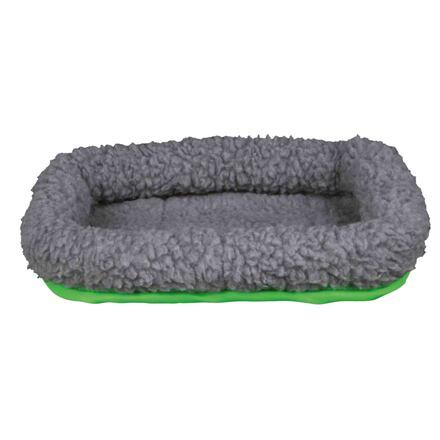 TRIXIE Vlněný pelíšek pro morče 30 x 22 cm, šedá/zelená