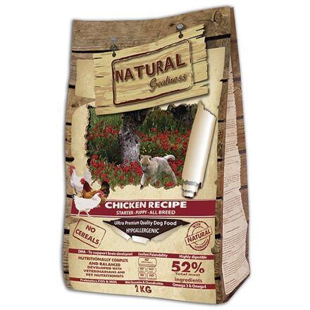 Natural Greatness Chicken Recipe Starter Puppy /kuře/ 2kg