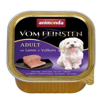 ANIMONDA paštika ADULT - jehněčí, obiloviny pro psy150g