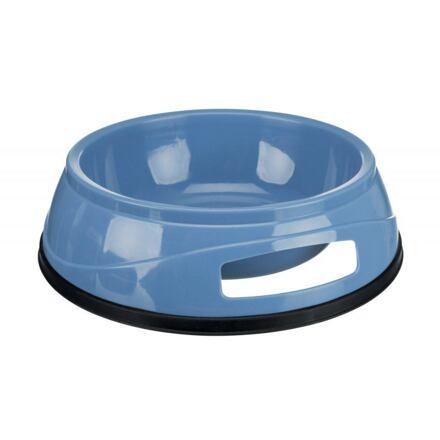 Trixie Plastová HEAVY miska s gumovým okrajem 1,5 l / 20 cm