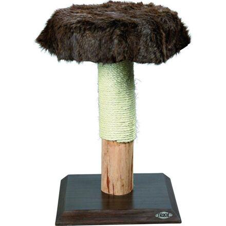 Trixie Škrábadlo Etosha Natural přírodní dřevo 70 cm, tmavě hnědá - DOPRODEJ