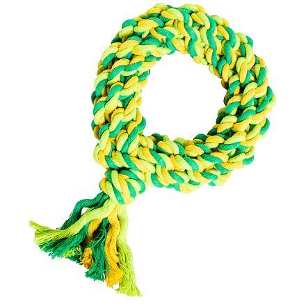 Kruh HipHop bavlněný 23 cm /250 g limetková, zelená