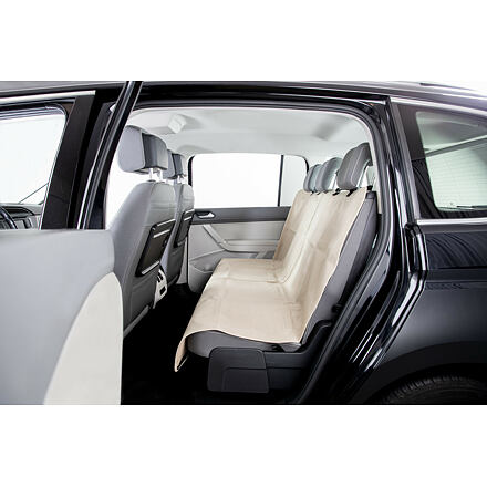 Trixie Autopotah na zadní sedadla béžový 1,40 x 1,20 m