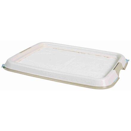 Trixie Plastové WC na podložky / pleny pro štěňata 49x41cm