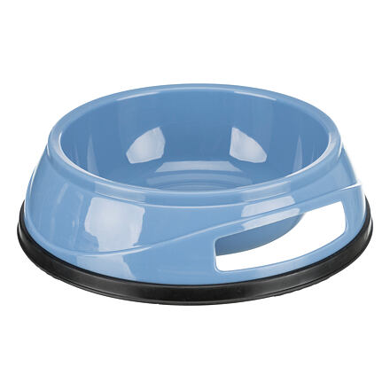 Trixie Plastová HEAVY miska s gumovým okrajem 0,3 l / 12 cm