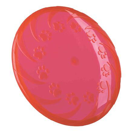Trixie Létající talíř velký 22 cm, termoplast.guma TPR, robustní