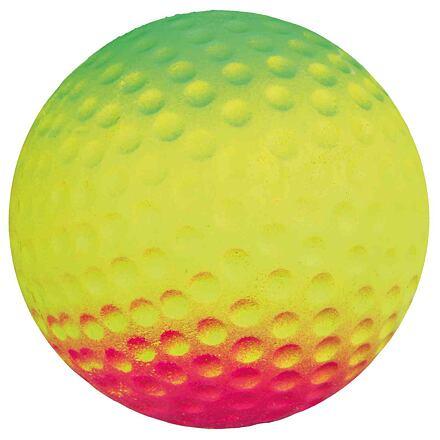 Trixie Sortiment neonových míčů, mechová guma 7cm