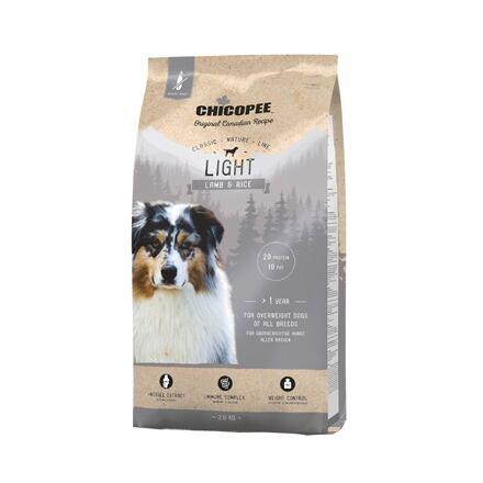 CHICOPEE CLASSIC NATURE LIGHT LAMB-RICE 2 kg