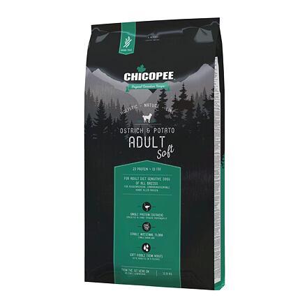 CHICOPEE HOLISTIC SOFT ADULT OSTRICH-POTATO 12 kg