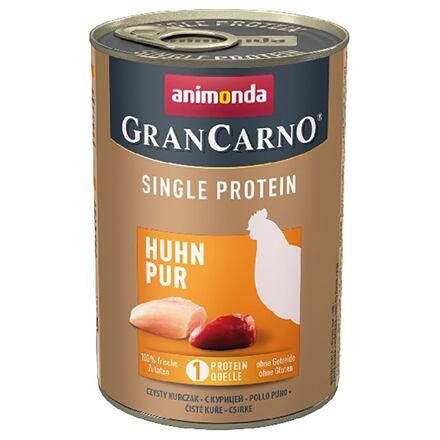 ANIMONDA  GRANCARNO Single Protein 400 g čisté kuřecí, konzerva pro psy
