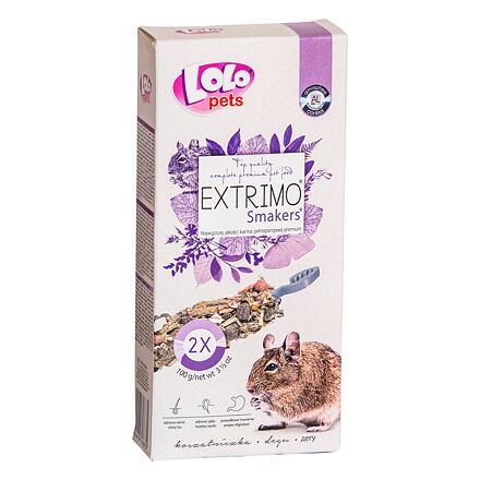 LOLO EXTRIMO SMAKERS tyčinky pro osmáky 2ks/100 g