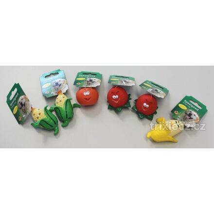 Ovoce/zelenina vinylová hračka