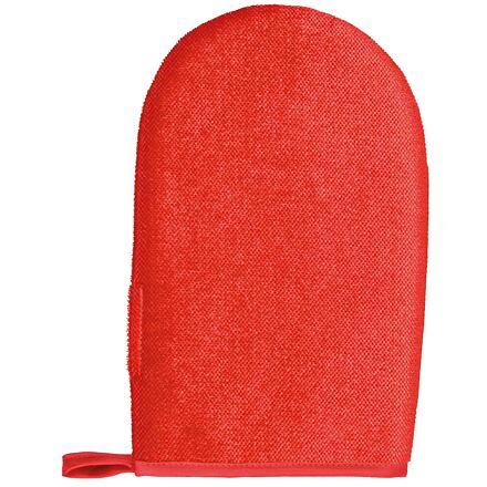 Trixie Rukavice na odstranění chlupů, oboustranná, červená