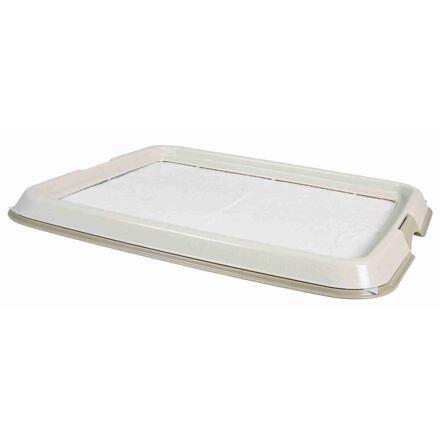 Trixie Plastové WC na podložky / pleny pro štěňata 65x55 cm