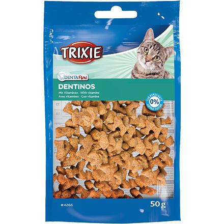 Trixie Denta Fun Dentinos -  vitamíny 50g TRIXIE