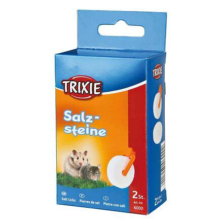 TRIXIE Minerální sůl kolečko pro křečka 2x54g TRIXIE
