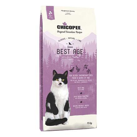 CHICOPEE CNL CAT Senior Best Age Poultry 15 kg