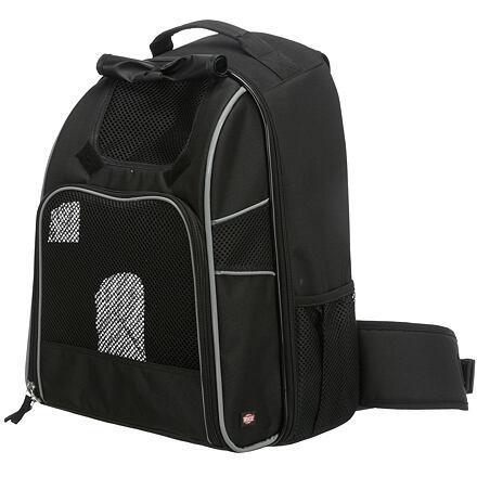 TRIXIE Heimtierbedarf GmbH Cestovní batoh na záda WILLIAM 33 x 43 x 23 cm černý