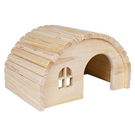 Trixie Dřevěné iglú pro morčata 29x17x20 cm