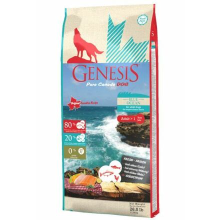 HARRISON PET PRODUCTS INC. Genesis Pure Canada Blue Ocean Adult 11,79 kg