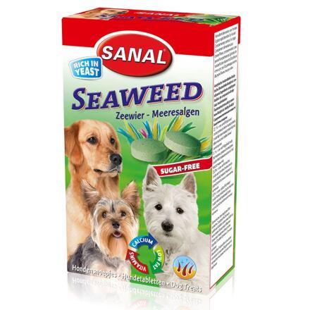 SANAL s mořskou řasou 100 g - DOPRODEJ