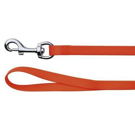 Trixie Easy Life vodítko PVC S-XL 1,00 m/17 mm neon, oranžová - DOPRODEJ
