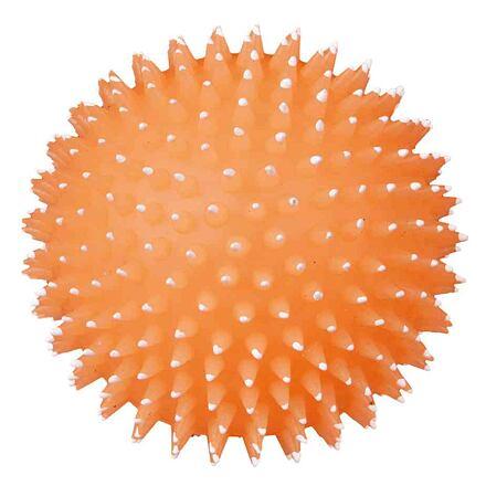 Ježek míč fosforeskující, se zvukem 10 cm TRIXIE
