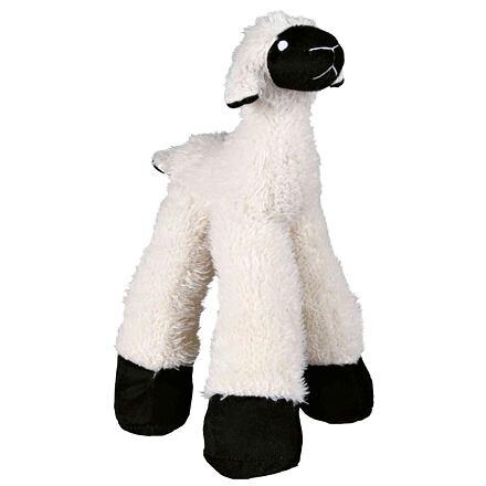 Trixie Plyšová ovce, dlouhé nohy, se zvukem 30cm
