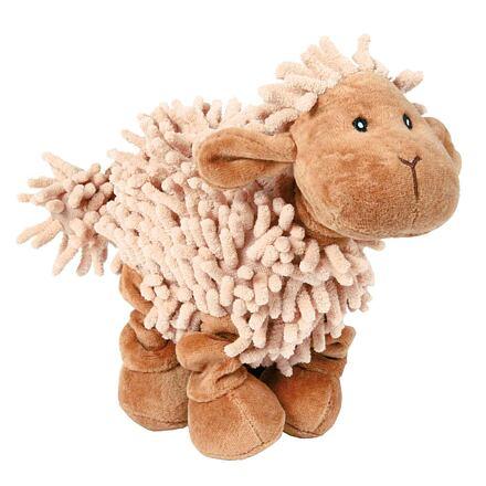 Trixie Plyšová ovečka se zvukem 21 cm