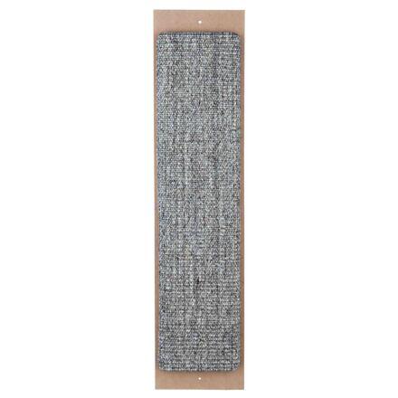 Škrábadlo nástěnné XL 17 x 70 cm,  - šedé