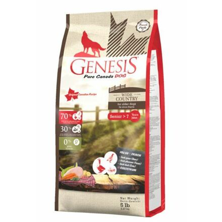 Genesis Pure Canada Wide Country Senior 2,268 kg