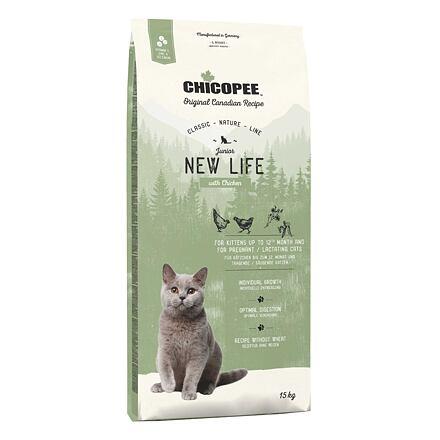 CHICOPEE CNL CAT JUNIOR New Life Chicken 15 kg