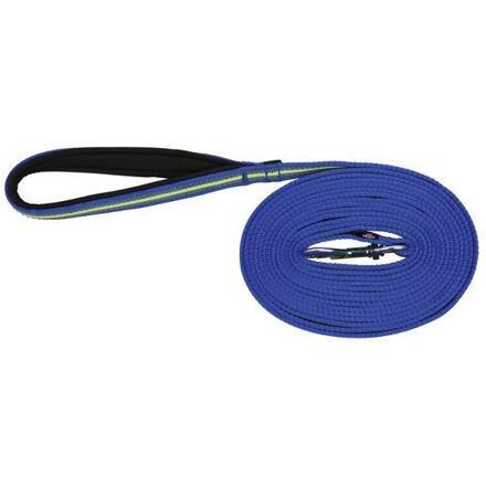 Trixie FUSION stopovací vodítko pásek 15 m/17 mm, modro-zelený - ZRUŠENO