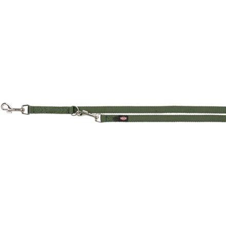 TRIXIE Vodítko PREMIUM prodlužovací 2m/25mm (L-XL),  - les